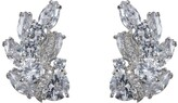 Nina Cubic Zirconia Ear Crawlers