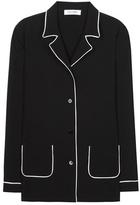Valentino Pyjama Silk Blouse