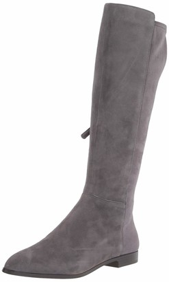Nine West Women's OWENFORD Suede Knee High Boot