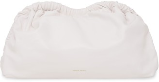Mansur Gavriel Cloud Clutch - Apple Blossom