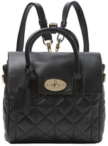 Mulberry x Cara Delevingne Medium Quilted Leather Three-In-One Bag