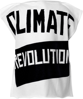Vivienne Westwood Toddler Square Climate Revolution T-Shirt