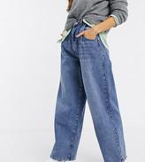 Reclaimed Vintage inspired The '97 high waist wide leg mom jean