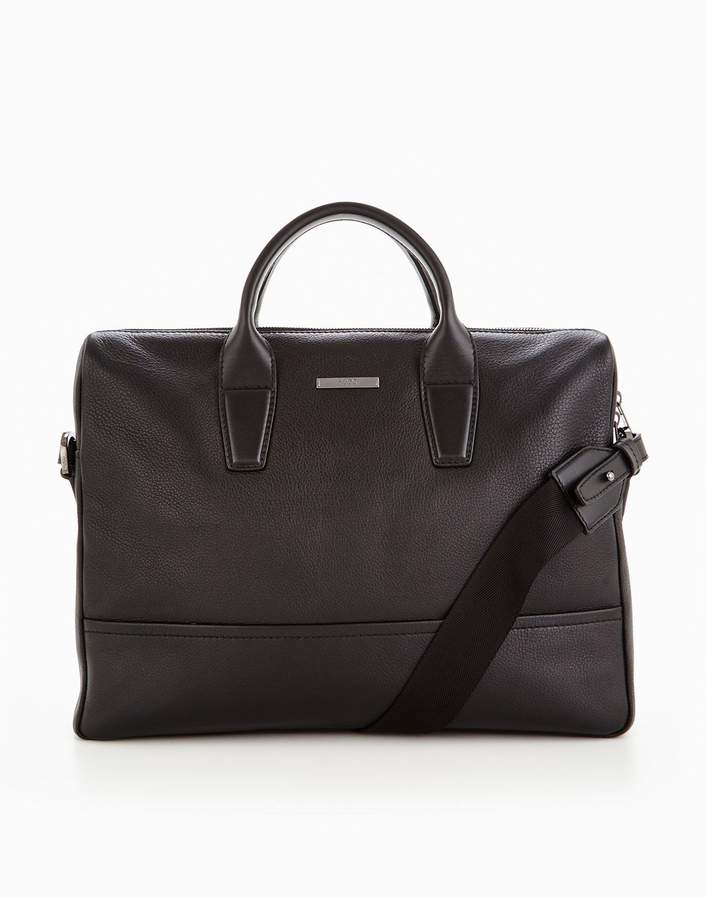 HUGO BOSS Element Leather Document Case