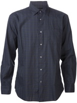 John Varvatos classic collar shirt