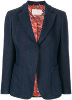 L'Autre Chose slim-fit tailored blazer