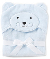Starting Out Baby Boys Bear Hooded Bath Towel