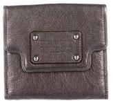 Dolce & Gabbana Metallic Compact Wallet