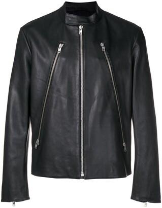 Maison Margiela Slim Fit Biker Jacket