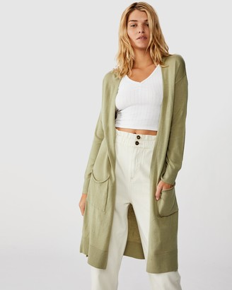 Cotton On Francie Lightweight Longline Cardi