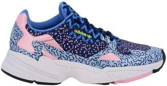 adidas Sneakers Falcon Sneakers In Patterned Satin