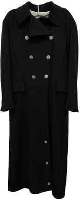 Jean Paul Gaultier Black Wool Coat for Women Vintage