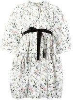 Giambattista Valli floral wrap dress - women - Silk/Cotton/Polyamide/Viscose - 42