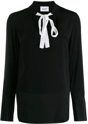 Dondup two-tone blouse