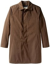 Haggar Men's Big-Tall Kildare Updated Classic Coat with Zip-Out Liner