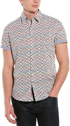 Robert Graham Bramble Classic Fit Woven Shirt
