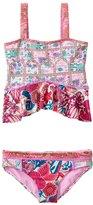 Maaji Girls' Mail Fairlady Tankini Ruffle Two Piece Set (2T4T) - 8129319