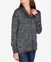 Lucky Brand Cowl-Neck Tunic Sweater