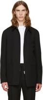 Lemaire Black Zipped Jacket
