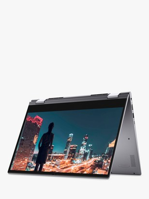 Dell Inspiron 14 5406 Convertible Laptop, Intel Core i5 Processor, 8GB RAM, 256GB SSD, 14 Full HD, Titan Grey