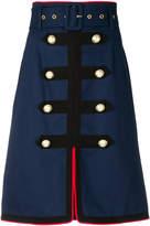 Manoush army skirt