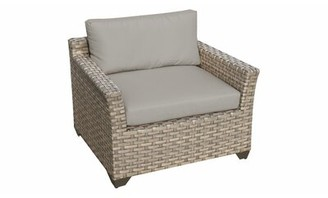Rochford Sol 72 Outdoor Patio Chair with Cushions Sol 72 Outdoor