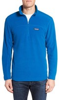 Patagonia 'Micro D' Quarter Zip Front Pullover
