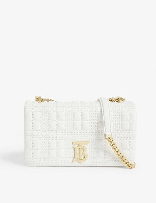 Burberry Lola small leather cross-body bag