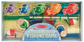 Melissa & Doug 'Catch & Count' Fishing Game