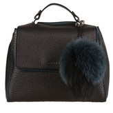 Orciani Women's Brown Leather Handbag.