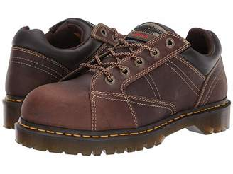 Dr. Martens Work Wrest Steel Toe EH (Aztec/Dark Brown) Shoes