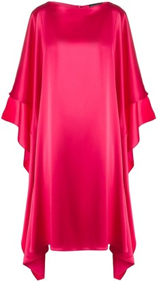 Gianluca Capannolo Olga silk dress