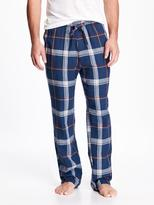 Men Red Plaid Pants - ShopStyle