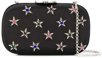 Giambattista Valli Star embellished clutch bag