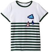 Burberry Stripe Cloud Tee Boy's T Shirt