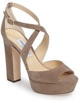 Jimmy Choo Women's April Platform Sandal