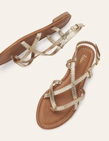 Thumbnail for your product : Deborah Strappy Sandals