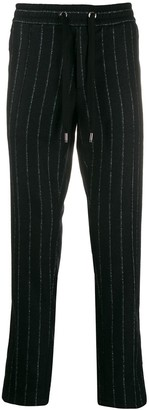 Dolce & Gabbana Striped Track Pants