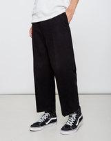 Soulland Marchionne Workwear Trousers Black
