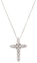 Ila Women's Tiffany Diamond Cross Necklace