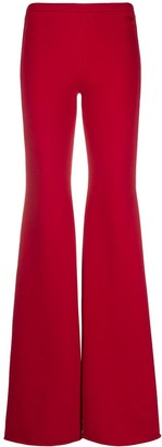 Vetements Flared Style Trousers