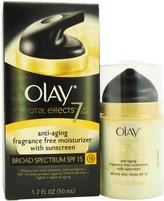Olay Total Effects 7-in-1 Anti-Aging SPF 15 UV Moisturizer