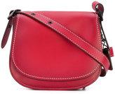 Coach saddle 23 bag - women - Calf Leather - One Size