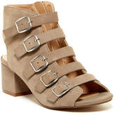 Kensie Houston Buckle Sandal