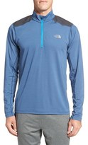 The North Face Men's 'Kilowatt' Quarter Zip Training Pullover