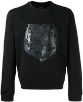 Z Zegna printed sweatshirt - men - Cotton - L