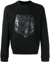 Z Zegna printed sweatshirt