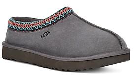 UGG Women's Tasman Suede & Sheepskin Slippers