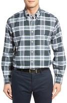 Brooks Brothers Men's No-Iron Oxford Check Sport Shirt