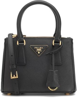 Prada Galleria Mini saffiano leather tote